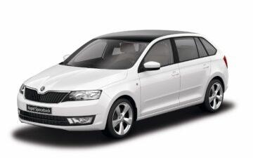 Rent Škoda Rapid