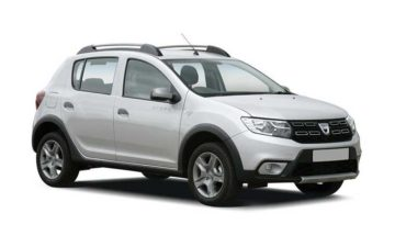 Rent Dacia Stepway