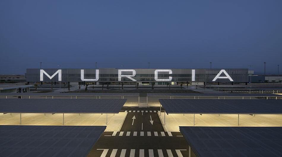 Corvera Airport Murcia (RMU)